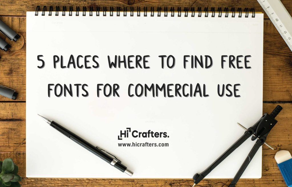 Best Website For Free Commercial Use Fonts