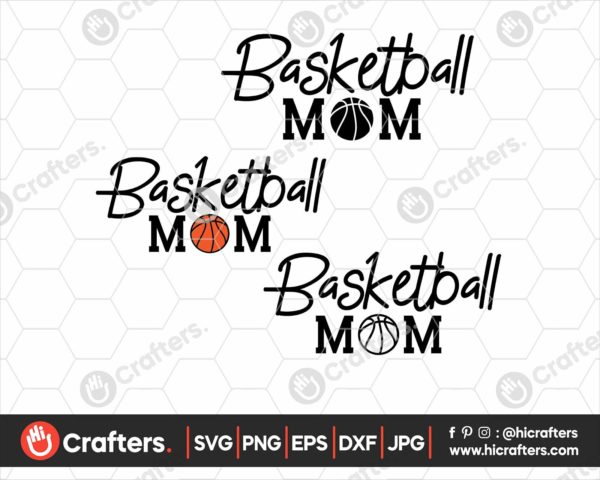 071 basketball mom shirts svg