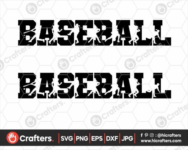 081 Baseball SVG Baseball Shirt SVG