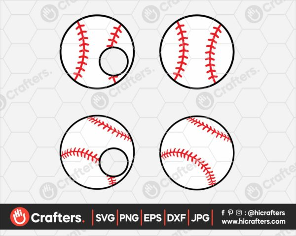 096 baseball stitches svg