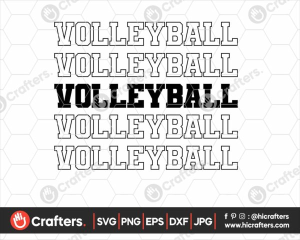 123 Volleyball shirt svg