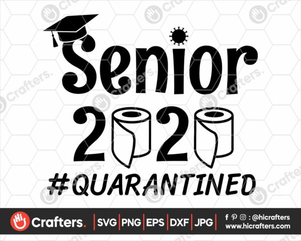 148 seniors quarantined svg