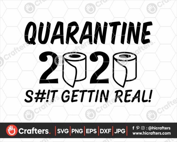 149 2020 Quarantine SVG