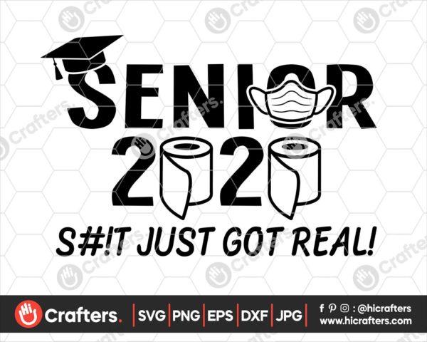 182 Seniors 2020 Toilet Paper SVG