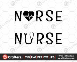 175 Free Nurse SVG File For Cricut