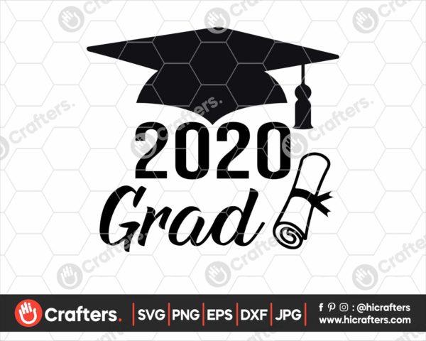 233 2020 Graduate svg