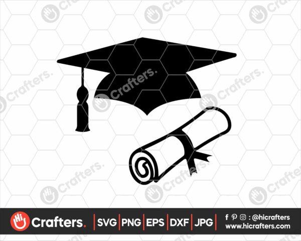 234 graduation cap svg graduation diploma svg