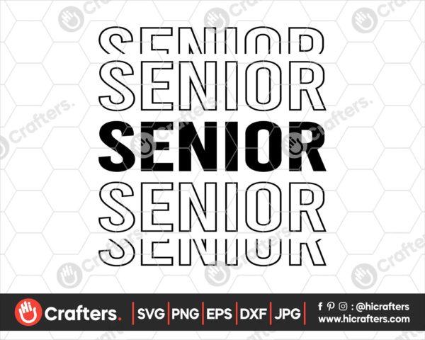 240 Senior Shirt SVG PNG File For Cricut