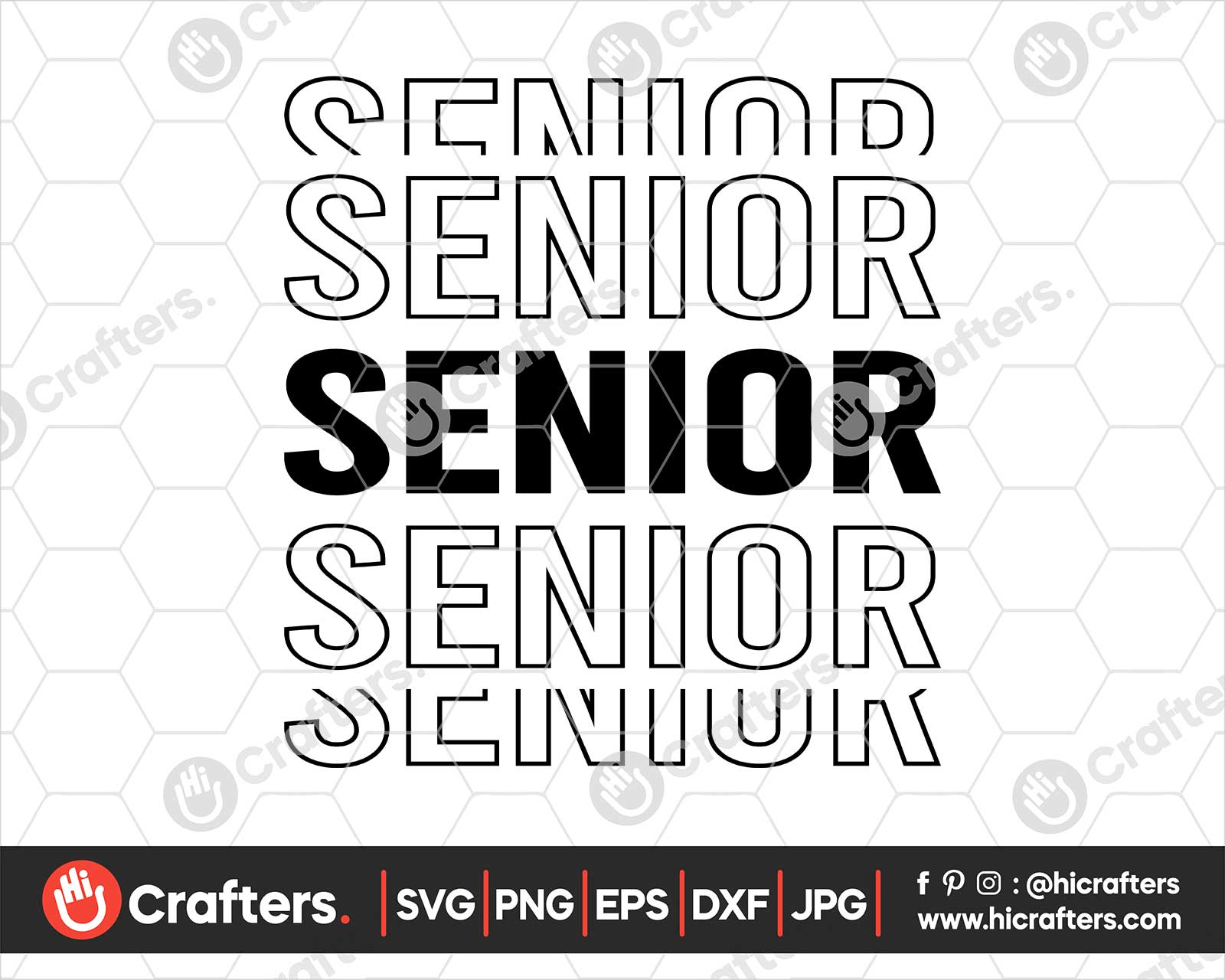 Senior Svg 2020 Senior Shirt Svg Png Hi Crafters