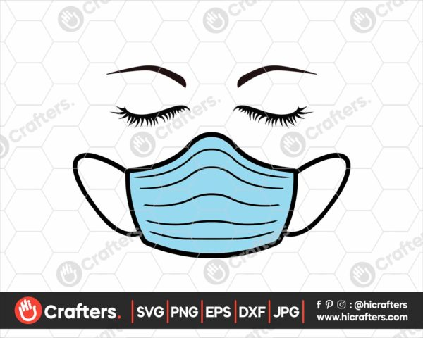 242 Quarantine SVG Nurse SVG PNG For Cricut