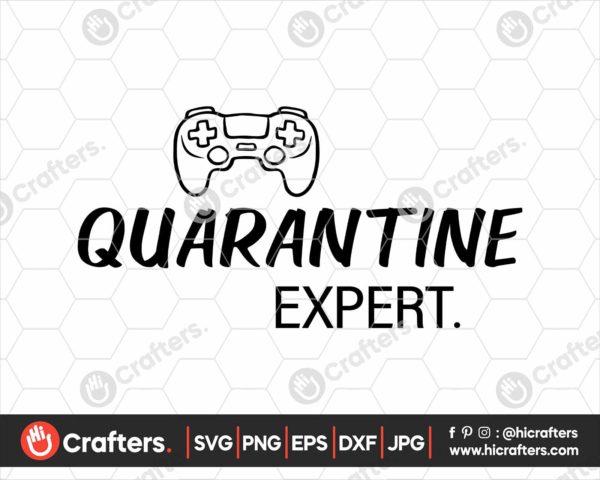 253 Quarantine Gaming SVG