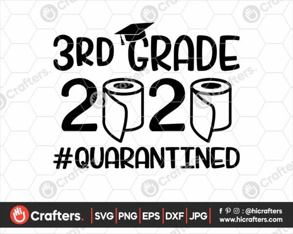 265 3rd grade quarantine svg png
