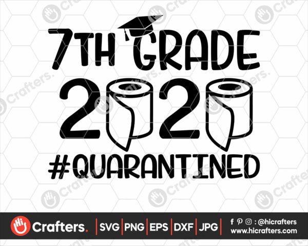 269 7th grade graduation svg png