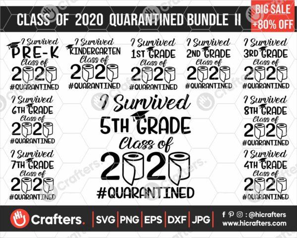 293 2020 graduation svg bundle