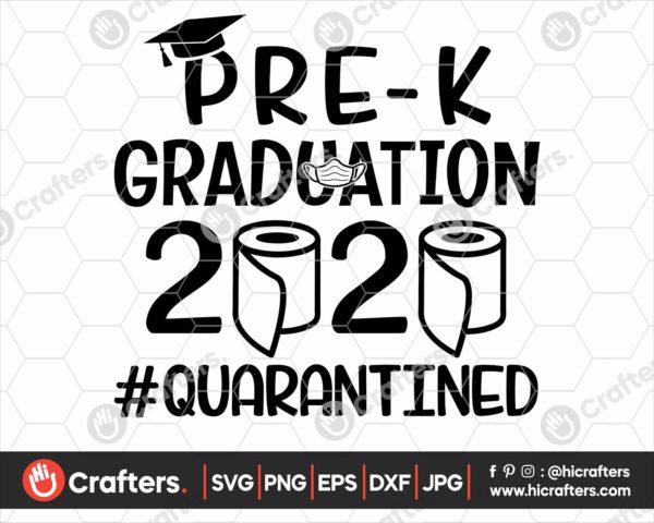 301 Pre k Graduation SVG Pre k 2020 Quarantine SVG