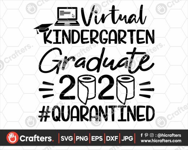 312 virtual kindergarten graduation svg kindergarten Quarantine svg png