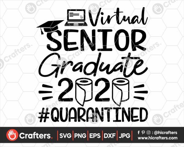 321 virtual Senior graduation svg Senior Quarantine svg png