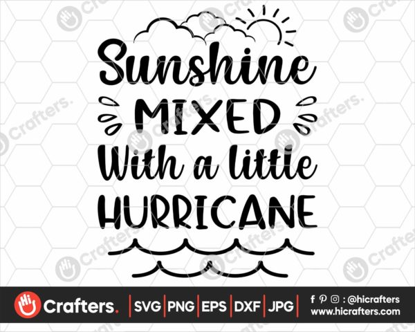 368 sunshine mixed with a little hurricane svg