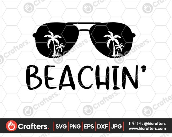 404 Beaching svg Summer Sunglasses Svg png