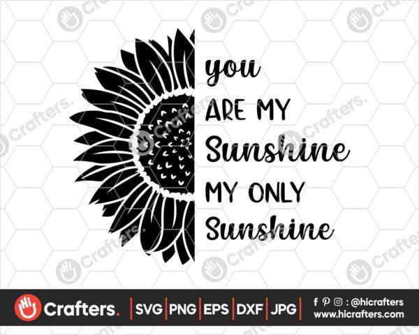 424 you are my sunshine my only sunshine svg