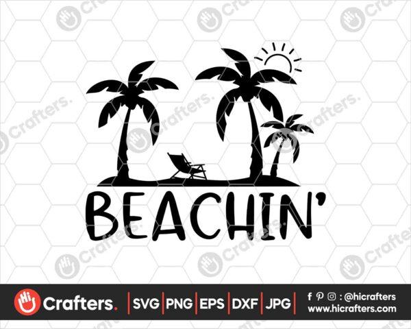 427 beachin svg Beach SVG for cricut