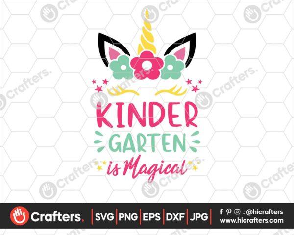453 kindergarten is Magical SVG kindergarten Unicorn SVG PNG