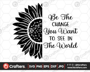 530 Sunflower SVG DXF PNG
