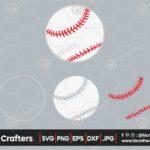 541 baseball svg baseball laces svg png