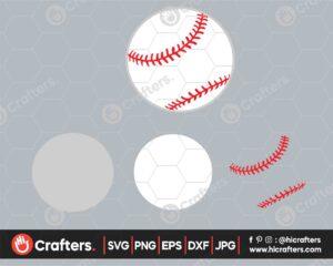 542 baseball laces svg baseball svg png