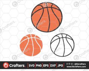 549 Layered Basketball SVG Basketball SVG PNG